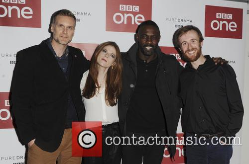 Rose Leslie, Idris Elba, Darren Boyd and John Heffernan 7