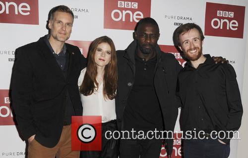 Rose Leslie, Idris Elba, Darren Boyd and John Heffernan 8