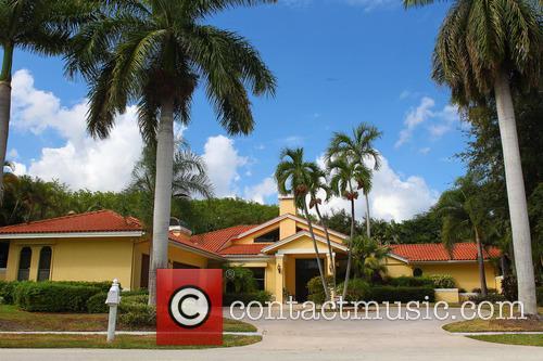 Photos of Michael Lohan's Boca Raton home