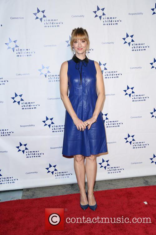 Judy Greer at the Zimmer Childrens Museum Discovery Award Dinner
