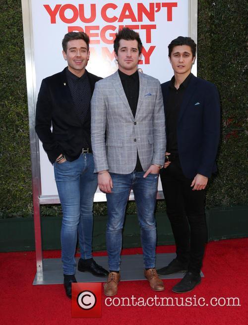 Aleksey Lopez, Kristopher James and Kyle Carpenter 1