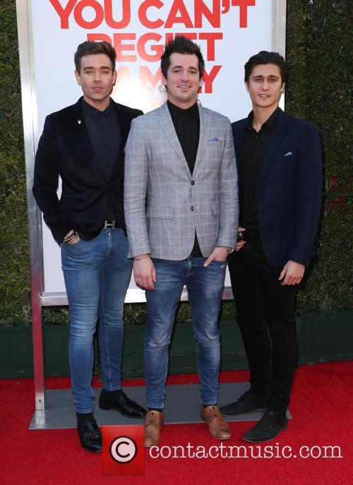 Aleksey Lopez, Kristopher James and Kyle Carpenter 3