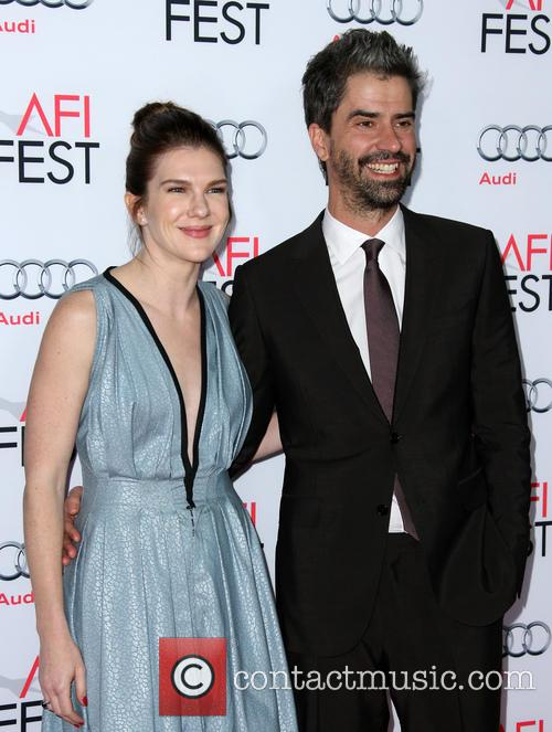 Lily Rabe and Hamish Linklater 1