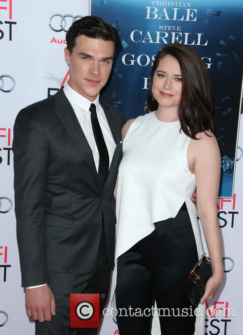 Finn Wittrock and Sarah Roberts 10