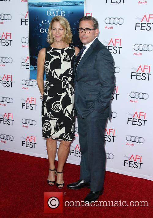 Nancy Carell and Steve Carell 1