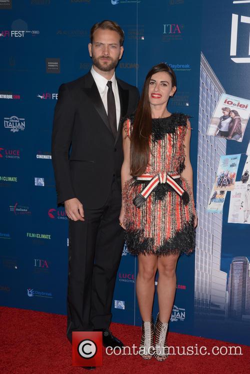Alessandro Borghi and Roberta Pitrone 8