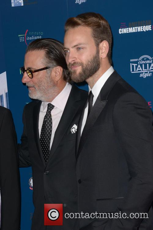 Andy Garcia and Alessandro Borghi 11