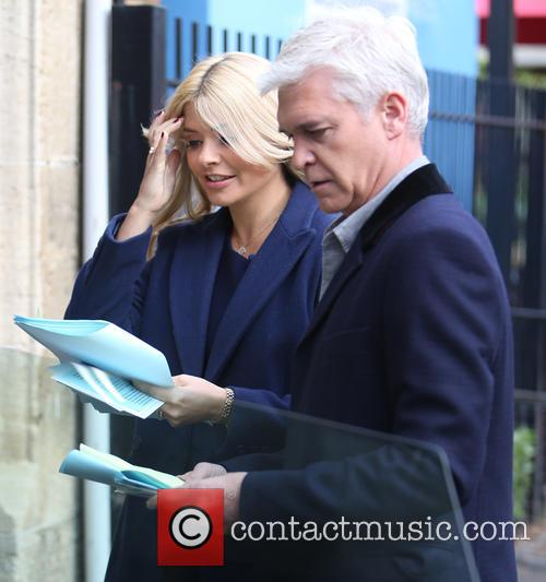 Holly Willoughby and Phillip Schofield 3