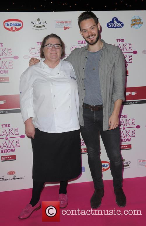 John Waite and Rosemary Shrager 11