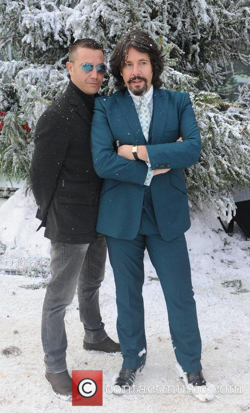 Gino Da'campo and Laurence Llewelyn Bowen 8