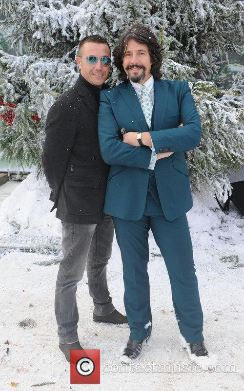 Gino Da'campo and Laurence Llewelyn Bowen 10