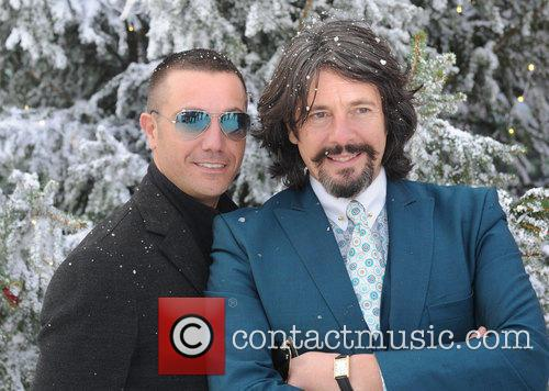 Gino Da'campo and Laurence Llewelyn Bowen 11