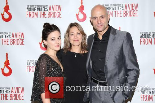 Phoebe Fox, Nicola Walker and Mark Strong 3