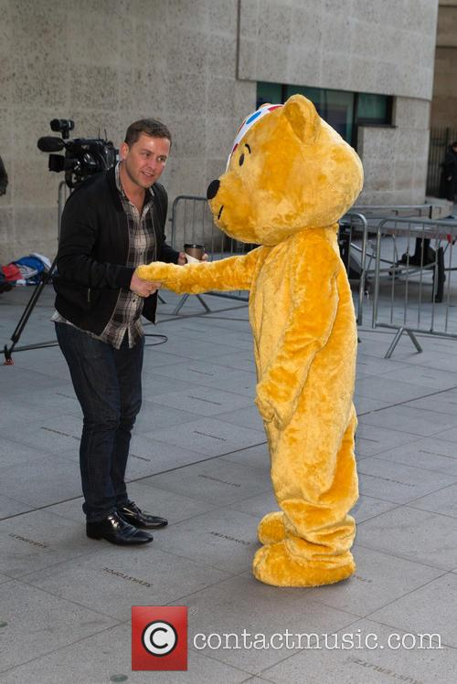 Scott Mills and Pudsey 1