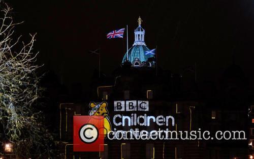 Children In Need, Edinburgh, Friday and November 3