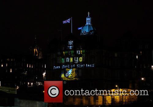 Children In Need, Edinburgh, Friday and November 7