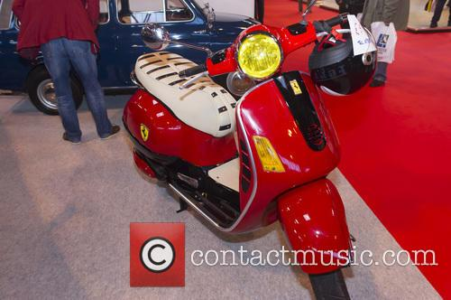 Ferrari Scooter 1