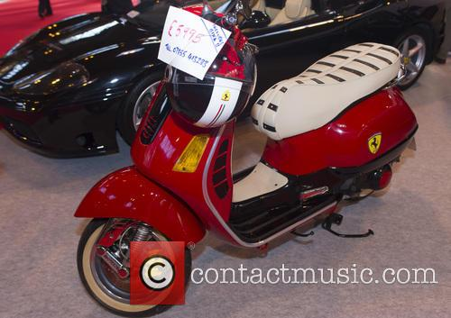 Ferrari Scooter 4