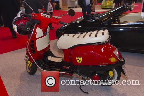 Ferrari Scooter 5