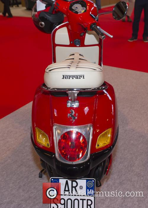 Ferrari Scooter 6