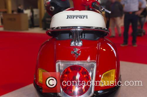 Ferrari Scooter 8