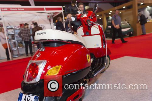 Ferrari Scooter 10