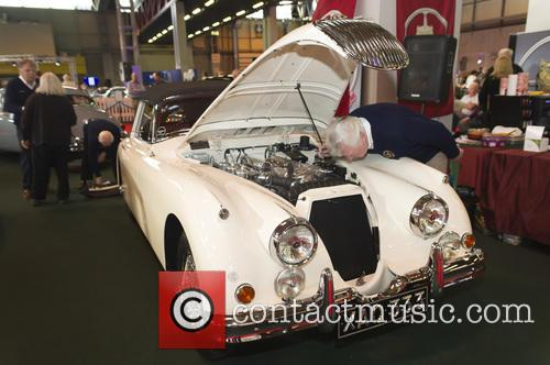 Jaguar Xk140se Dhc 1953 3.4 3