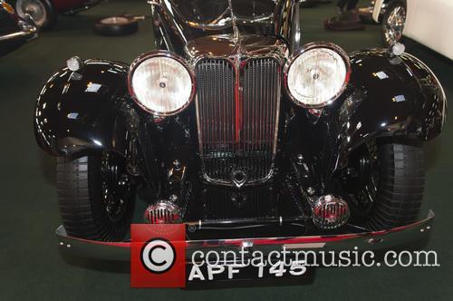 Jaguar Ss1 1933 Coupe 1