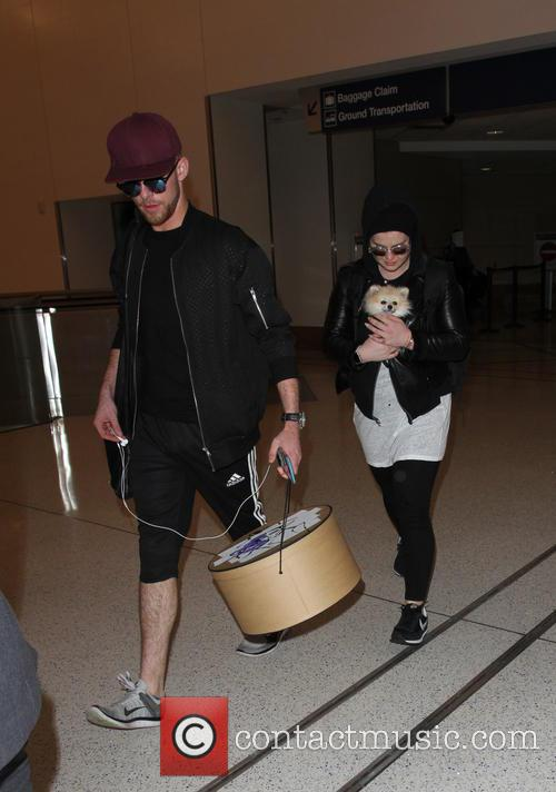 Kelly Osbourne and Jake Thompson 7