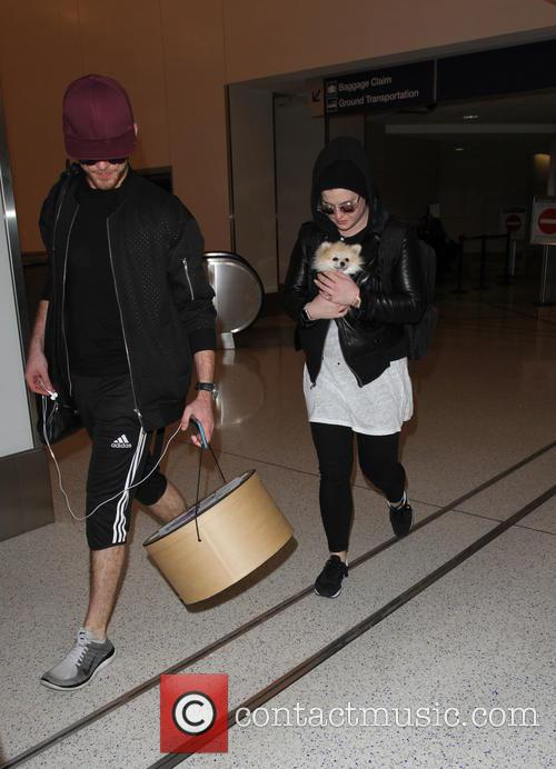 Kelly Osbourne and Jake Thompson 8