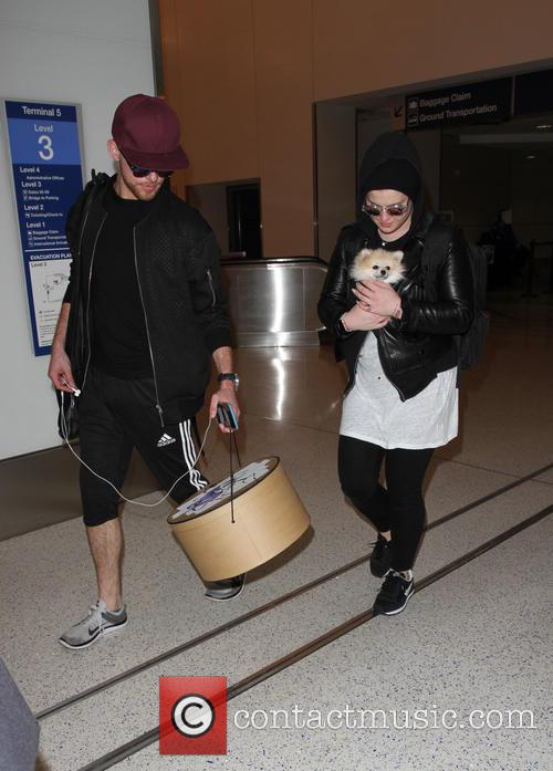 Kelly Osbourne and Jake Thompson 9