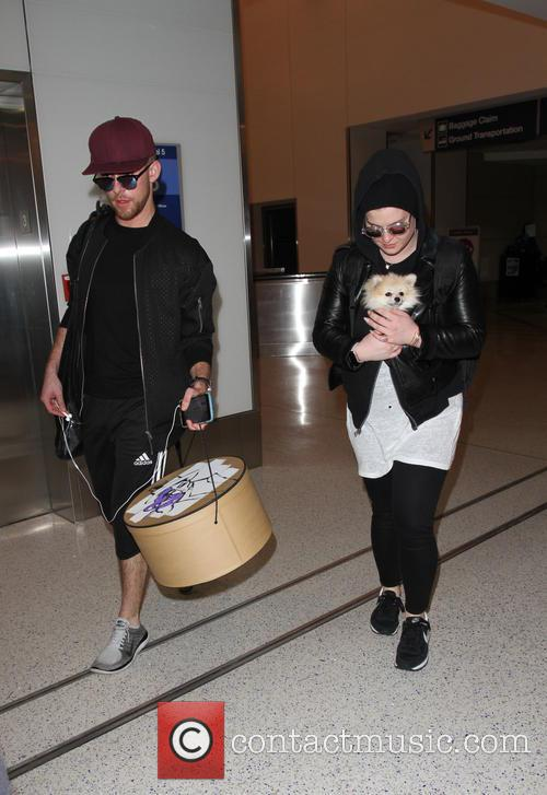 Kelly Osbourne and Jake Thompson 10