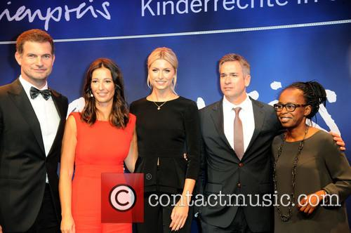 Simon Boeer, Pinar Atalay, Lena Gercke, Manou Lubowski and Shary Reeves 1