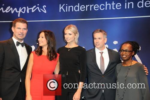 Simon Boeer, Pinar Atalay, Lena Gercke, Manou Lubowski and Shary Reeves 2