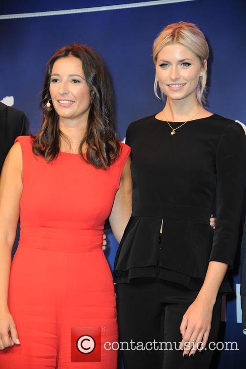 Pinar Atalay and Lena Gercke 1