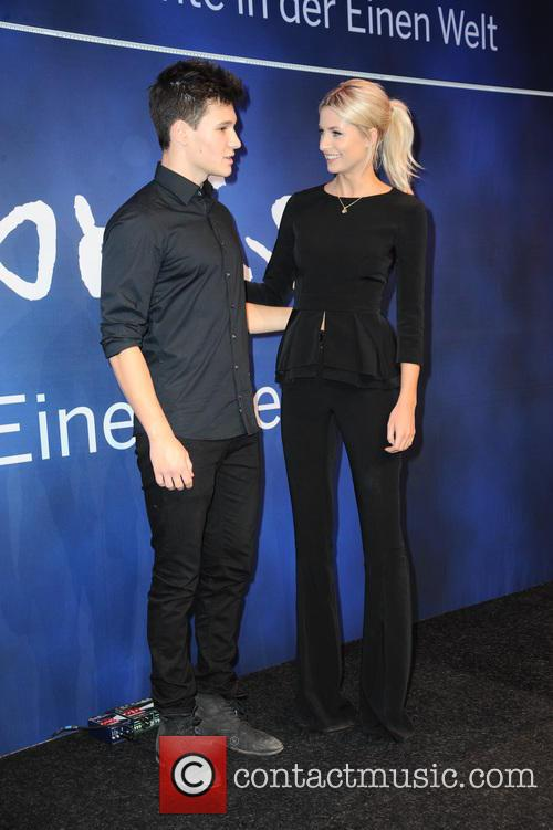 Wincent Weiss and Lena Gercke 1