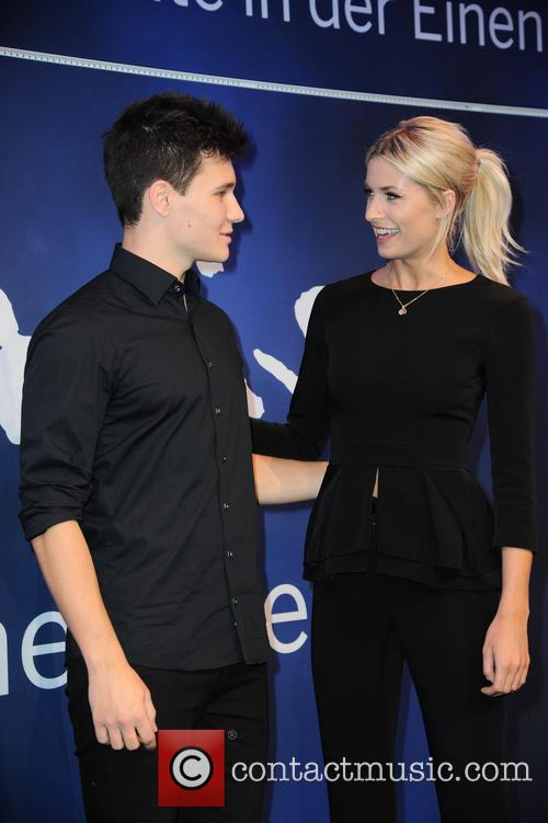 Wincent Weiss and Lena Gercke 2