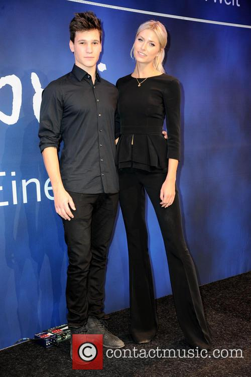 Wincent Weiss and Lena Gercke 3
