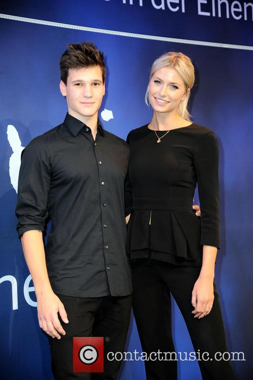 Wincent Weiss and Lena Gercke 4