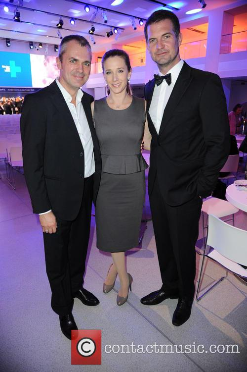 Patrick Winczewski, Kristin Meyer and Simon Boeer 1