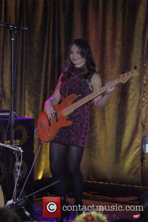 Angeline Angelfunk Saris and Narada Michael Walden Band 1
