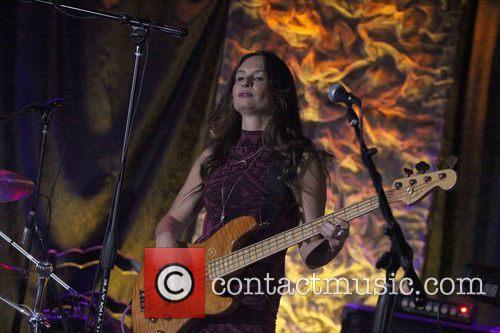Angeline Angelfunk Saris and Narada Michael Walden Band 2