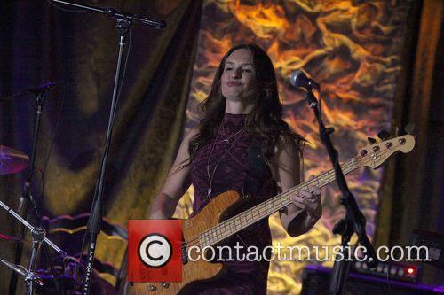 Angeline Angelfunk Saris and Narada Michael Walden Band 3