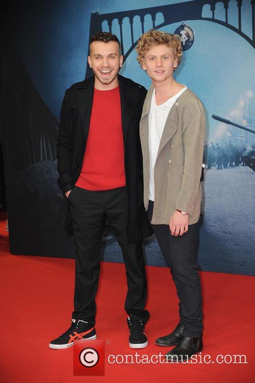 Edin Hasanovic and Johannes Nussbaum 1