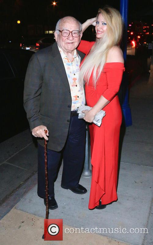 Ed Asner and Yvette Rachelle 9
