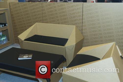 Atmosphere and Cardboard Trade Stand 6