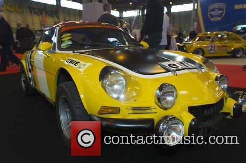 1971 Alpine Renault A110 1