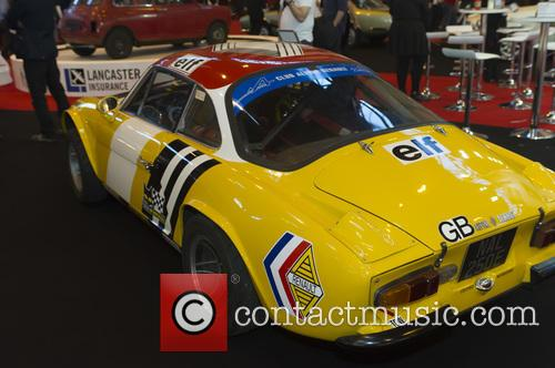 1971 Alpine Renault A110 2