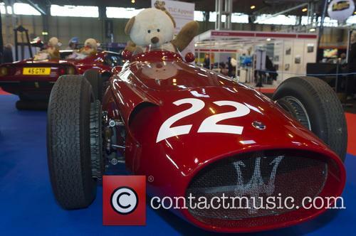 1958 Maserati 250f 2