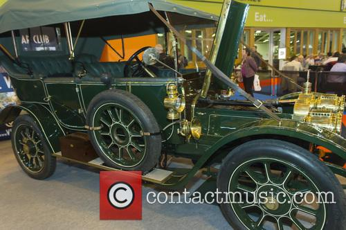 1911 Talbot Model 4m Tourer 2
